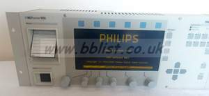 Philips grass valley MCP9000 (LDK4607/02) master setup panel