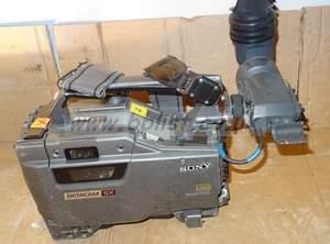 SOny DNW-9WSP betacam SX camcorder