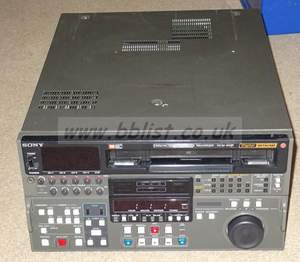 Sony DVW500P