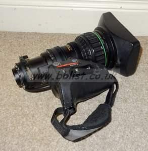 Canon J17e x 7x7 B4IRSE broadcast lens
