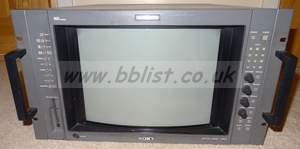 Sony 14inch BVM-14G5E