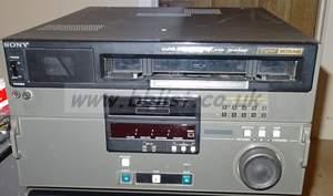 Sony DVW-522P pal digi beta player