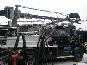 Shotmaker Camera Car