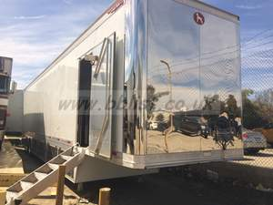 Grip Trailer 48' Fully Racked Out and Office