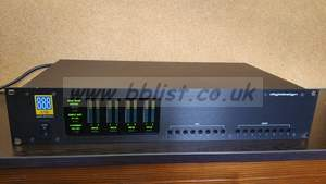 Digidesign 888 I/O Protools interface