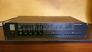 Digidesign 888 I/O Protools interface