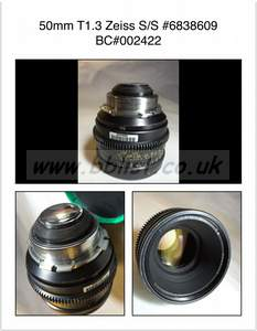 Zeiss 16 - 30mm T 2.2 Variable Prime 1 with Case