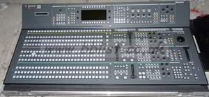 Philips grass valley 56 SDI input 3ME DD35 SDI vision mixer