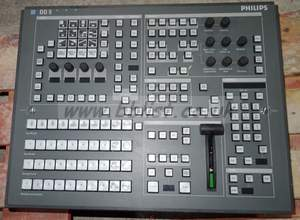 Philips grass valley DD5 control panel vision mixer