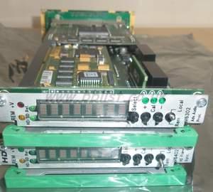 Vistek V6402/V6302 HDSDI Frame Synchroniser/Adv Audio Proces