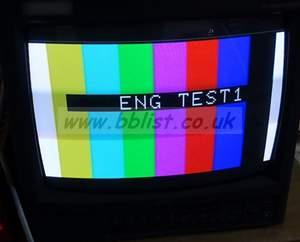 Tektronix SPG271 test signal / bb etc with ID option.