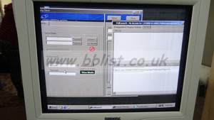 Polisteam A4001 screen subtitling systems