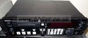 DN-MD1050r mini disc recorders