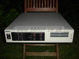 Sony PCM-85 PCM processor