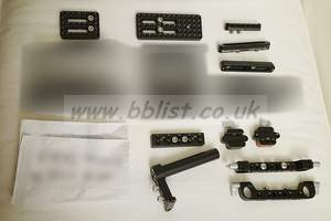 WoodenCamera -Nato rails & universal camera cage Accesso