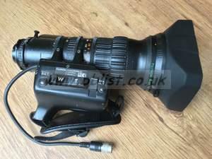 Fujinon 13.6 x 6.3 SD  Lens