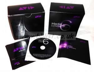 AVID MC 6 Software