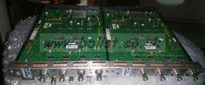 2x Tandberg 4 channel ASI input board for multiplexers mx562