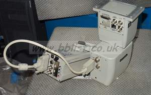 Panasonc AW-ph300E pan tilt tripod head with AW-E600E pal ca