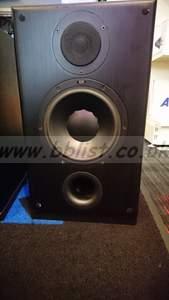 Ethos Acoustics Ltd Speakers Pair
