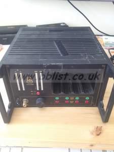 Audio 4 way Rack DK2000