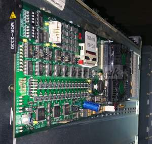 Probel / Snell & Wilcox Morpheus mor-2330 controller cards