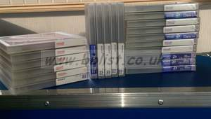 XD Cam Discs - Little used