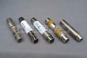 Audio attenuators
