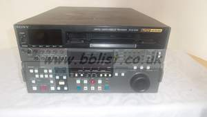 Sony DVW-500P Pal SD Recorder