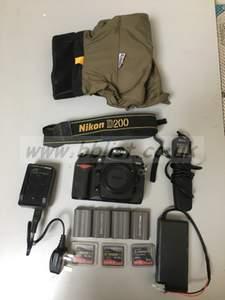Nikon D200 Body Kit