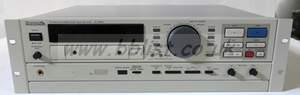 Panasonic sv-3800 dat recorder with rack kit