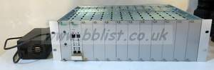Drake (clearcom) Venix ISDN interface 2 channel rack with PS