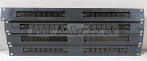 4x TSL dyanamic rack mount dual UMD displays
