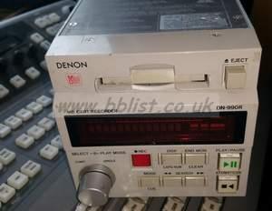 Denon dn-990R mini disc recorder (faulty