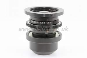 Zeiss Mark ll super 16 16mm Distagon f/1.2