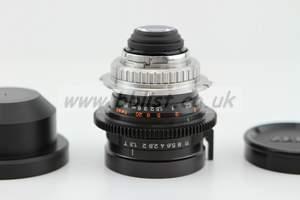 Zeiss super 16 25mm Distagon f/1.2