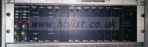 Glensound gsxc2 RT talkback / talkback rack / comms rack wit