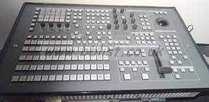 Philips DD10 (rmd10) vision mixer control panel