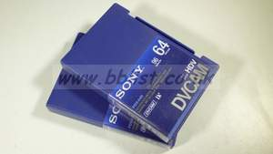 Sony PDV64N new tapes x 2