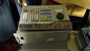 BTS BBE-900 VTR Editor