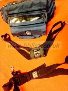 Porta Brace bag + Harness Sound mixer recorder
