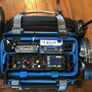 Orca 0R-30 Audio recorder Sound ENG protection carry Bag