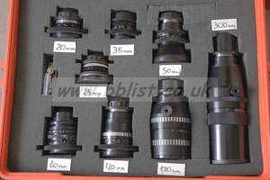 Carl Zeiss Jena Set PL Mount
