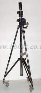 Manfrotto 2 risers Wind Up Stands