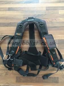 Petrol PS602 Bag & Harness