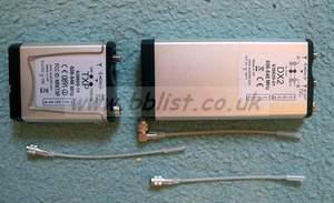 Audio Limited DX2 true-diversity receiver + TXP Transmitter