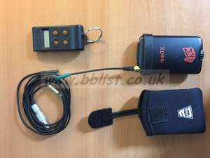 Audio Ltd Mini Tx + Cos 11 and IR