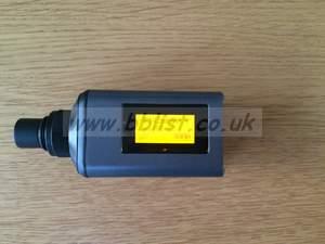 Sennheiser EW100 G3 Plug on Transmitter