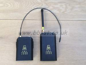 Audio Ltd RMS2000 VHF Radio Mic Kit