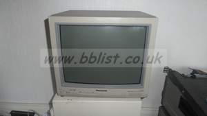Panasonic 17inch Colour Monitor